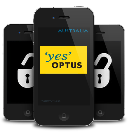 Optus iPhone Unlock