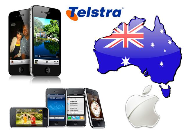 Telstra iPhone Unlock