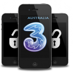 3 Australia iPhone Unlocks