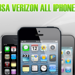 Unlock iPhone - Verizon USA - All iPhone