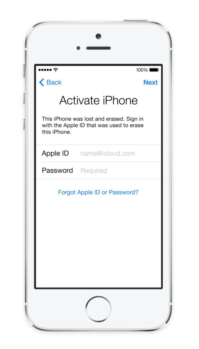 Activation Lock iOS 7 Removing